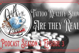 Are Tattoo Reality Shows Real? - Q&A in the Kitchen S03 EP03 - https://youtu.be/3RQbIQIq9u4