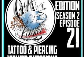 Viewer's Tattoo & Piercing Questions - Q&A In the Kitchen S02 EP21