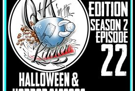 Halloween & Horror Tattoos - Q&A in the Kitchen Podcast S02 EP22